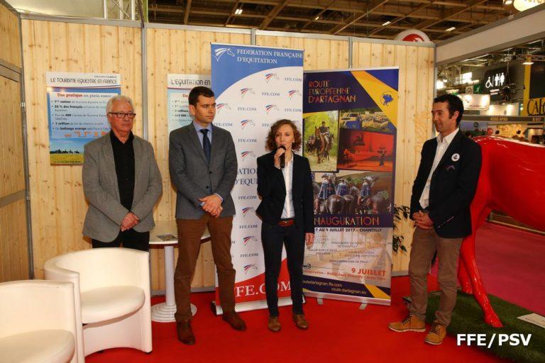 Conference de presse route d'artagnan