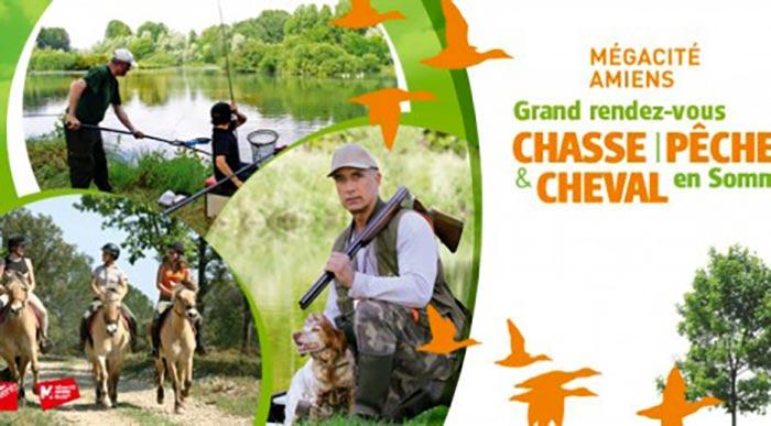 RDV chasse pêche équitation Amiens